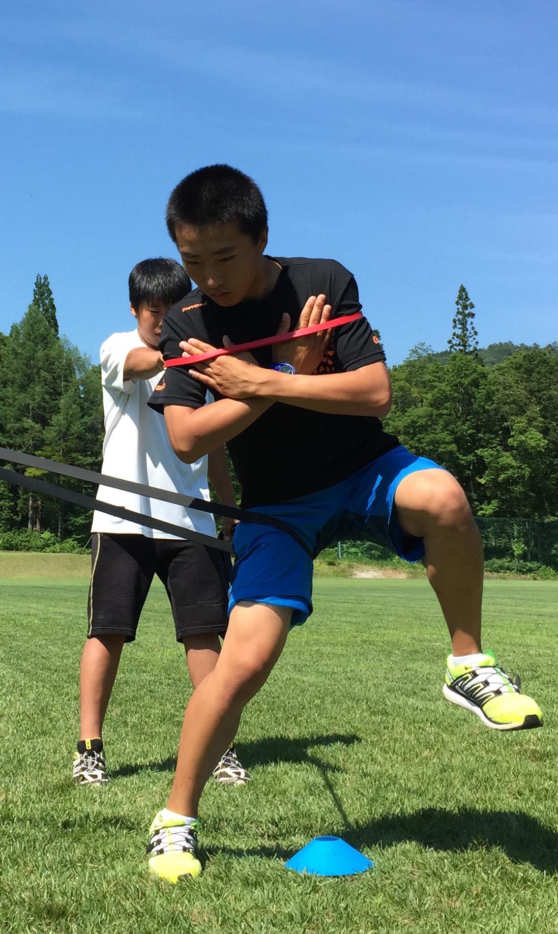 フィールドトレーニングイメージ画像