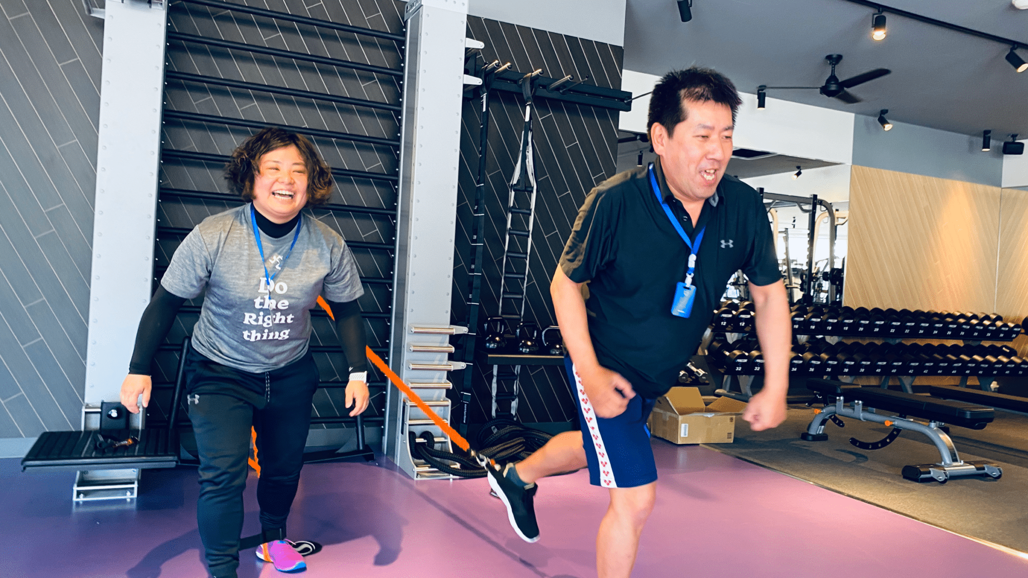 Anytime Fitness 三郷中央店・Queenax™研修