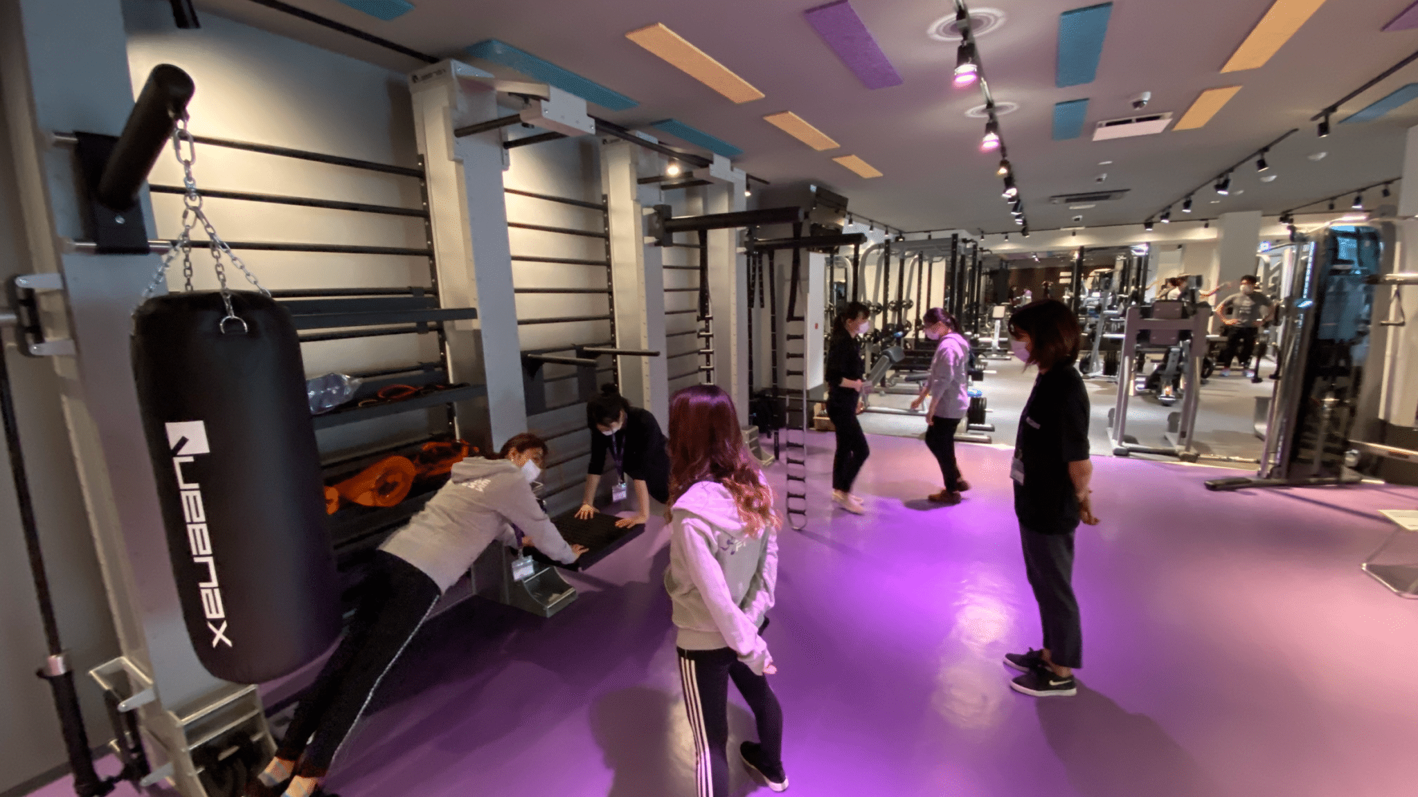 Anytime Fitness 川口元郷店・Queenax™研修