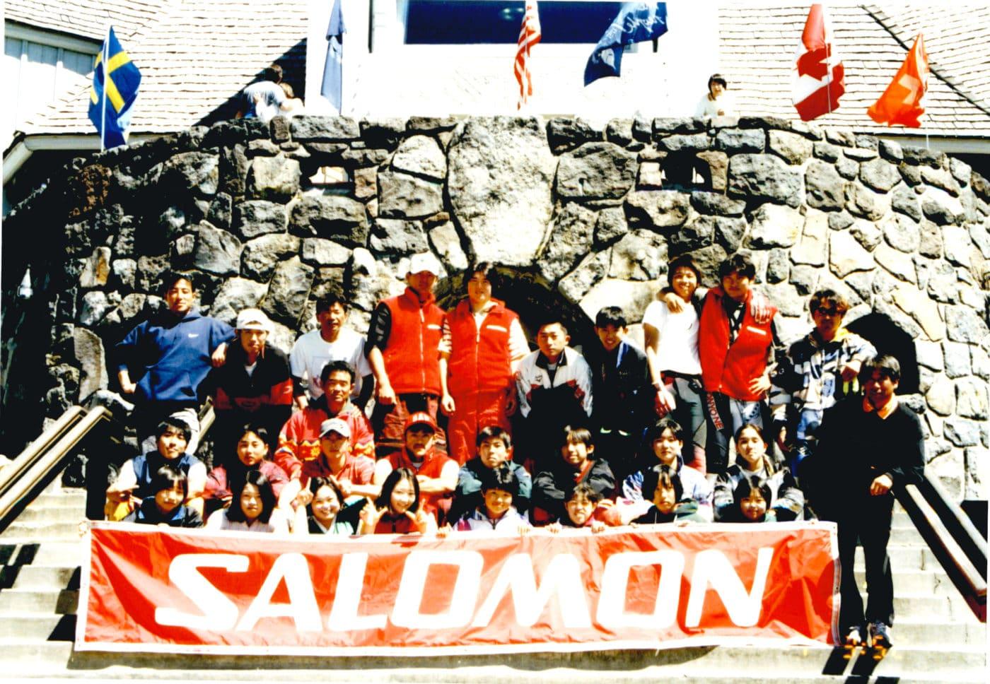 SALOMON レーシングチーム