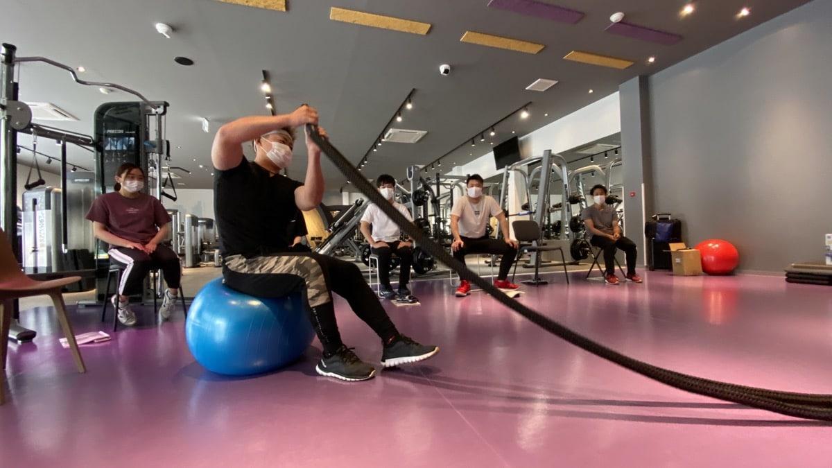 Anytime Fitness 飯塚片島・Queenaxファンクショナルトレーニング研修