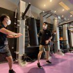 Anytime Fitness 名護・Queenaxファンクショナルトレーニング研修