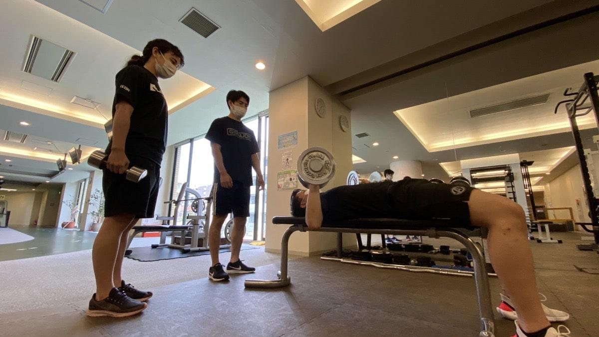 セサミスポーツクラブ・新入社員研修