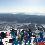 全日本スキー技術選手権大会サポート