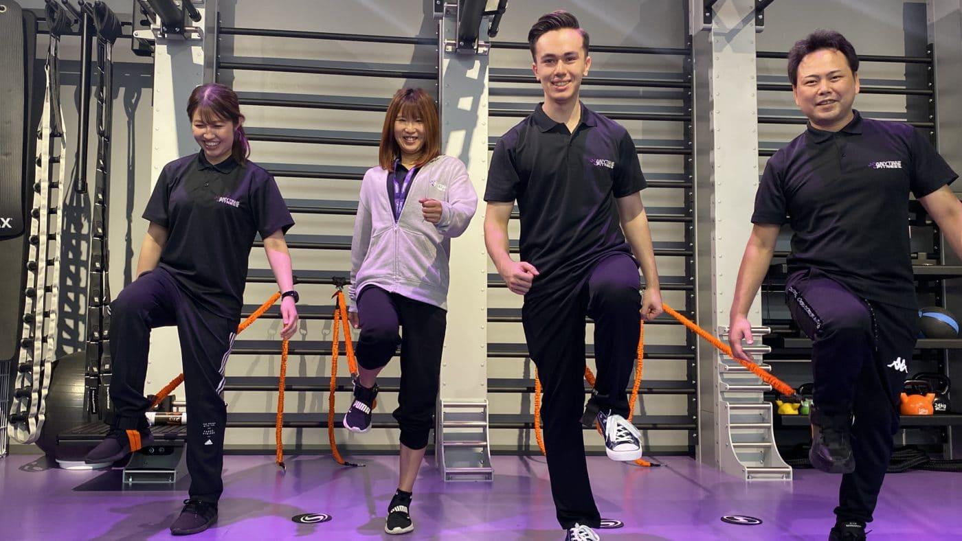 Anytime Fitness 西那須野店・Queenax研修