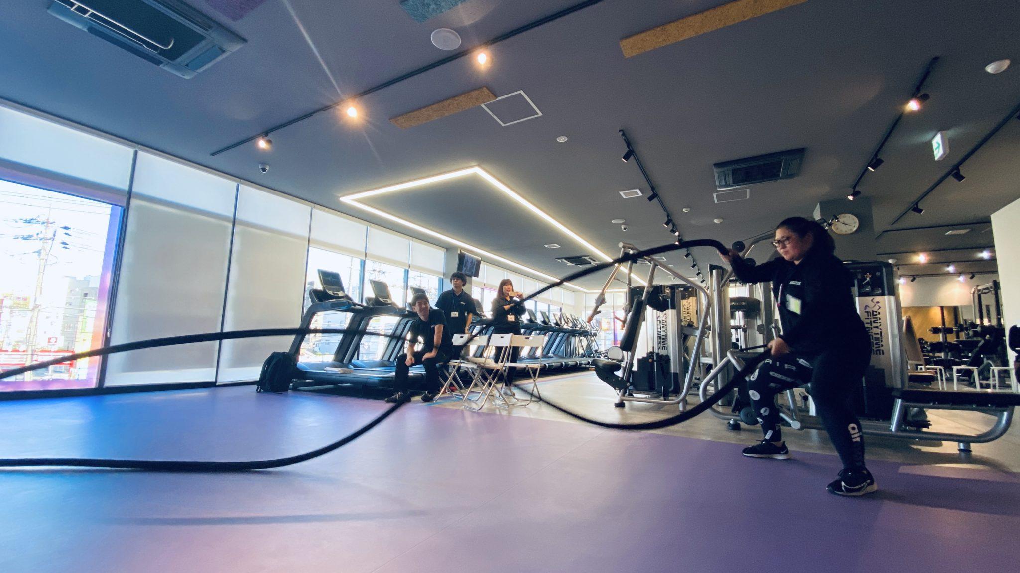 Anytime Fitness 東大阪菱江・Queenax研修