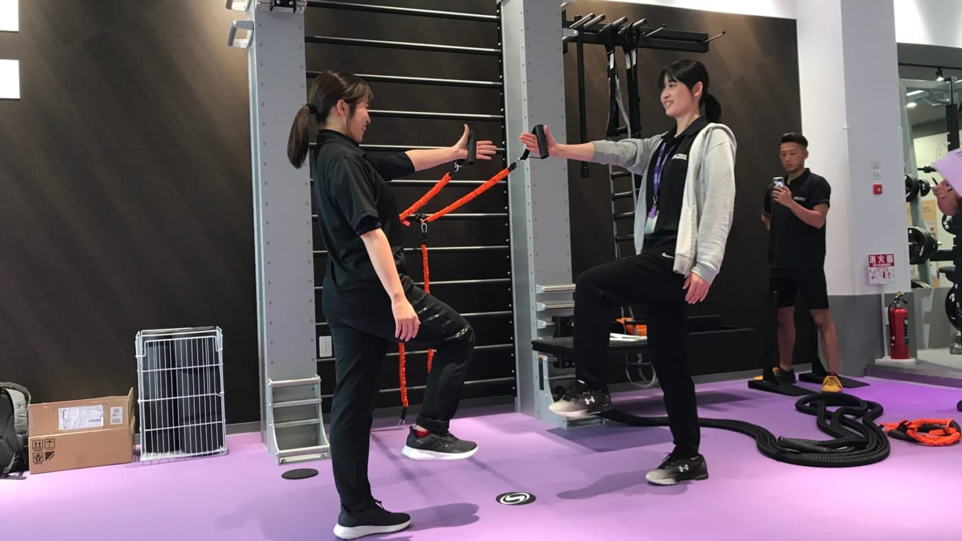 Anytime Fitness 八戸中央店・Queenax研修