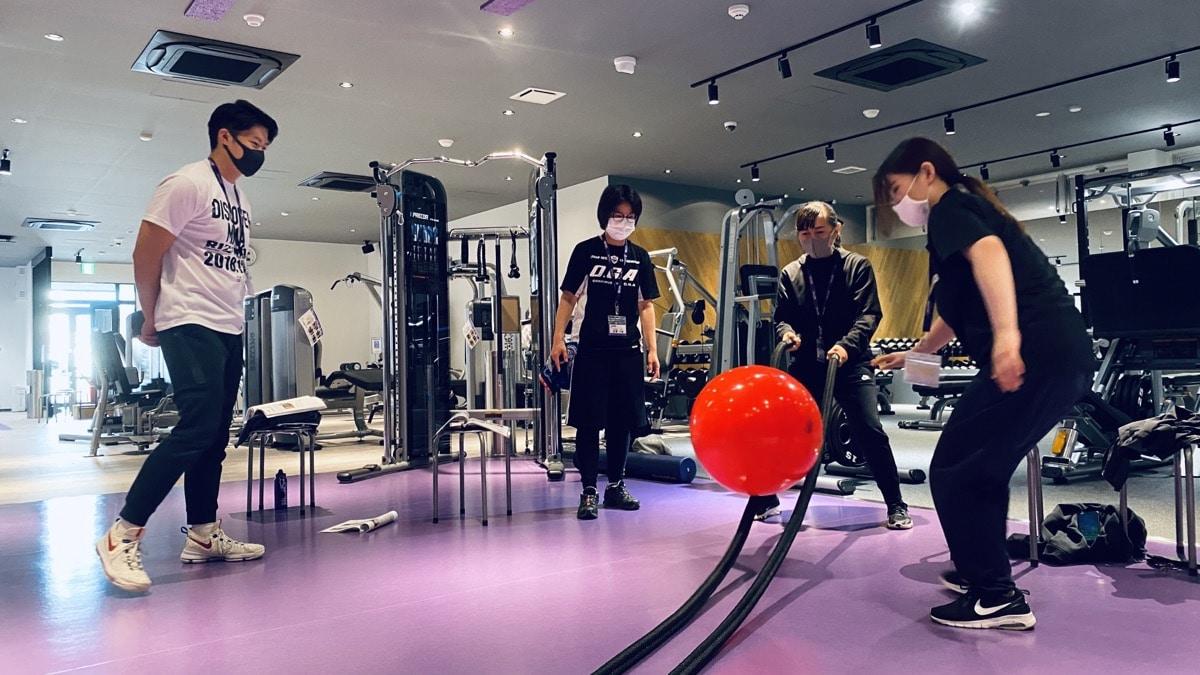 Anytime Fitness 佐久平駅前店・Queenax研修
