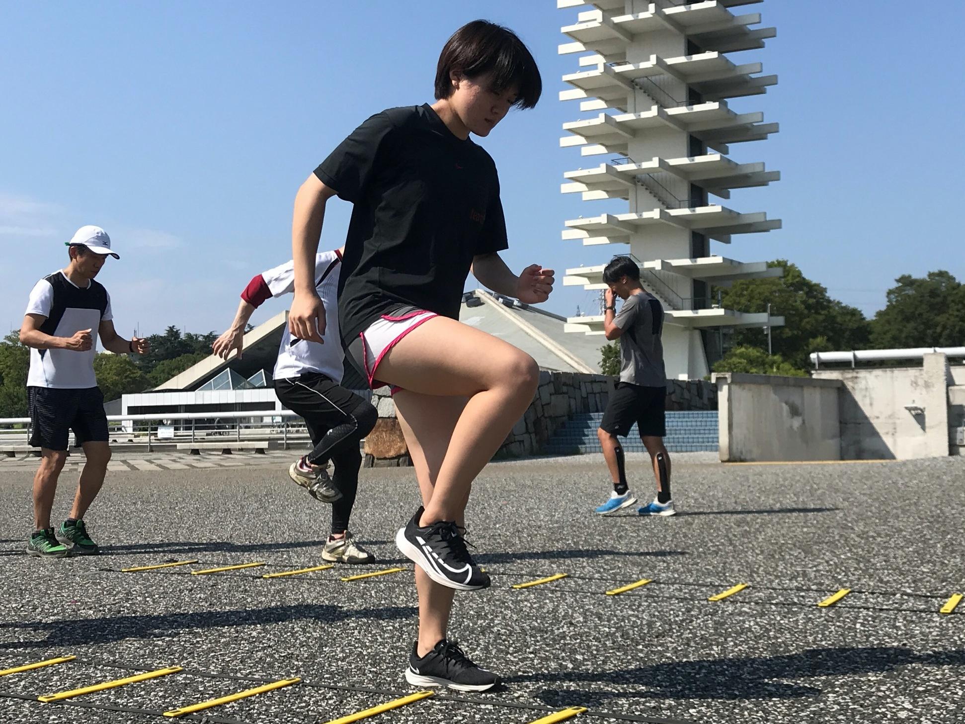 堀田璃苑選手