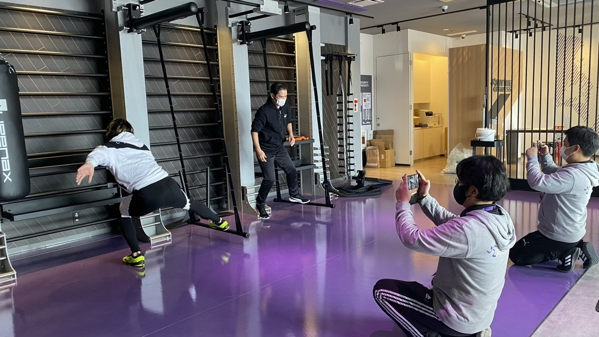 Anytime Fitness 足利店・Queenax研修